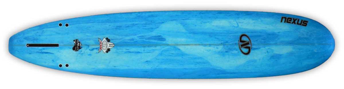 longboard-evolution-2+1-finnen-single-fin-trailer-fins