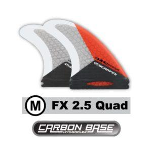 scarfini-carbon-fx-2-5-quad-future-fins