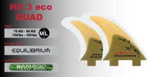 scarfini-eco-bamboo-hx-3-quad-fcs-fins