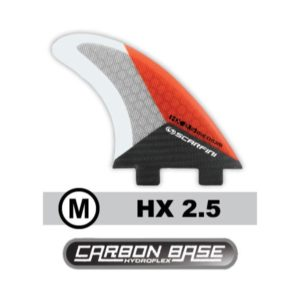 scarfini-hx-2-5-medium-carbon-surfboard-finnen-fcs-base-fins