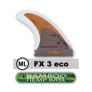 scarfini-eco-bamboo-kiteboard-future-fins-fx-3